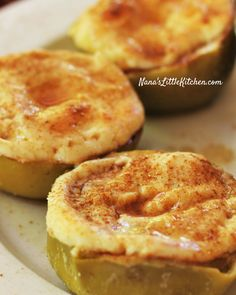 High in flavor but low in fat, these little Cinnamon Apple Cheesecakes are as filling and satisfying as they are beautiful!