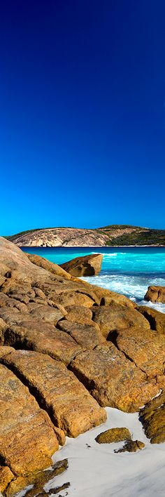 Thistle Cove - Cape Le Grand National Park, Western Australia.  - Kirk Hille Photography