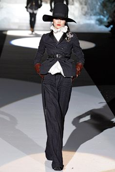 Dsquared2 Fall 2011 Ready-to-Wear Collection Photos - Vogue