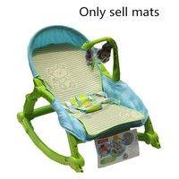 Kup si Exquisite Three-rocking Chair Baby Stroller Mat (Size: 65 cm, Color: Green) za Wish - Nakupování je zábava