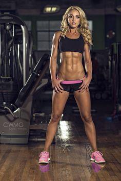 Lindsay Kline- fitness model & NPC bikini athlete