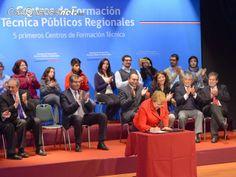 Cauquenesnet: En Talca presidenta Bachelet anunció que uno de lo...