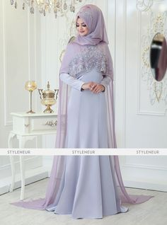 Would you wear these wonderful 10 Hijab Evening Dresses