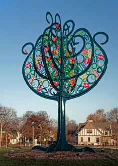 Tree of Life, Nancy Metz White, 2002