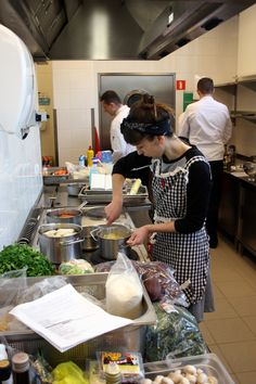 Vegan Classes - Vegan Cooking Workshops at Andersia Hotel in Poznań, 07.01.2014