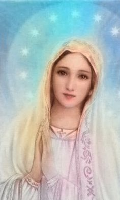 Cuando mi alma esté para dejar este mundo, Madre mía, por el dolor que sentiste asistiendo a vuestro Hijo que moría en la cruz, asísteme también con tu misericordia. #Madredemisericordia Blessed Mother Mary, Divine Mother, Blessed Virgin Mary, Religious Images, Religious Art, Virgin Mary Art, Lady Madonna, Lady Of Lourdes, Catholic Art