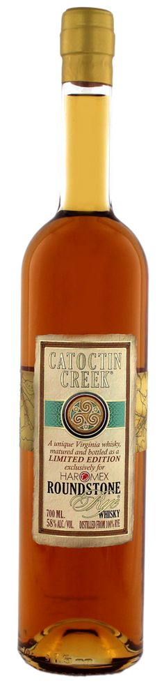 Catoctin Creek Roundstone Rye Limited Edition