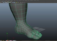 modelling, texturing, rendering, animation tutorial: topology of leg human Polygon Modeling, Animation Tutorial, Modeling Tips, 3d Models, Character Modeling, 3d Design, Rubber Rain Boots, Texture, Legs
