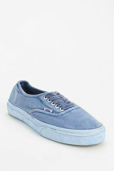 I'm obsessed with these. I have them in black and they look cool with anything. I like the blue too. #vegan #vans #shoes