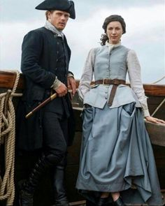 "18 Likes, 1 Comments - Sonia (@soniamartink) on Instagram: ""James and Claire Fraser#voyager #samheughan #caitrionabalfe #jamiefraser #clairefraser #voyager…"""