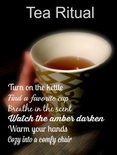 Tea Ritual ♥