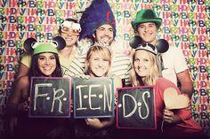 DIY Photobooth Ideas!! Chloe Moore Photography // The Blog: Birthday Photobooth