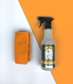Clean is a line of cleaning products aimed at men. Student Work, Spray Bottle, Cleaning Supplies, University, Cleaning Agent, Community College, Airstone, Colleges