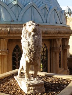 Lion sculpture at Sun City South Africa Sun City South Africa, Future Buildings, Revival Architecture, Lost City, Zulu, Africa Travel, Countries Of The World, Cool Photos