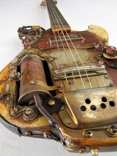 Tony Cochran Guitars: Abombcaster (pic#2)