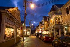 Provincetown, MA Winter