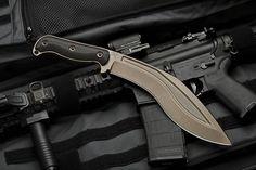 RMJ Tactical Khukri #rmjtactical #khukri #noveske #kac #aimpoint