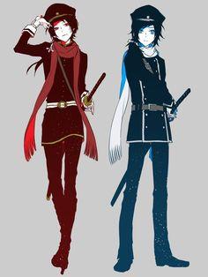 藤織◆刀剣 on