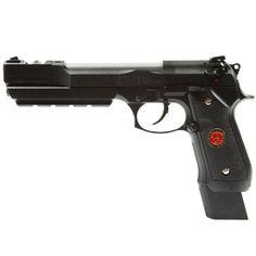 WE-Tech Resident Evil Samurai Edge FPS-290 Blowback Green Gas Airsoft Pistol