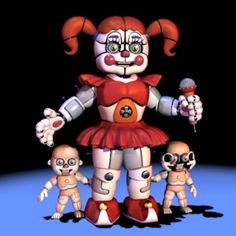 Circus Baby - Five Nights At Freddy's Sister Location