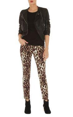 Karen Millen Leather Jacket
