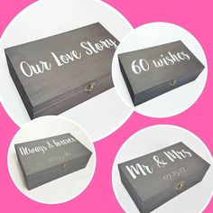 Our personalised Wedding & Anniversary wooden box range are perfect for storing special memories! Head to www.makememento.com to see more. Voucher Code INSTAGRAM10 for 10% off! . . . . . #favours #musthave #pursuepretty #mybeautifulmess #choosejoy #craftsposure #handmadeisbetter #makersvillage #makersgonnamake #creativityfound  #wearethemakers #livecolorfully #creativelifehappylife #artist #instaartist #happierhandmade #thatsdarling #communityovercompetition #thehappynow #flashesofdelight…
