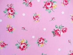 Lecien - Flower Sugar - Rosie Dot in Pink
