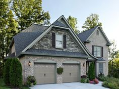 Garage doors can be functional and offer accent and value!