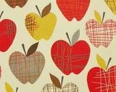 Appley fabric!
