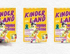 Sommerlaune Festival Lüdenscheid, Corporate Design, Kinderland Plakat