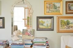 The Green I Would Have Chosen Instead - Benjamin Moore's 2015 Color of the Year - The Decorologist