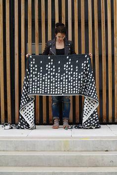 Omnifera Inception 001 Wrap (cashmere, wool, silk) Image