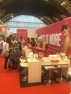 Professional Beauty Manchester September 2016 #IntimateWaxing #Waxing #WaxTraining #Beauty #Salon #Exhibition #Stand