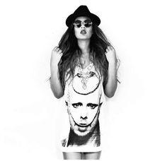She bad, Amanda Siobhan #fashion #photography #fresh #style