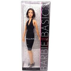 Model Number 11 features the Teresa face sculpt, a plunging neckline, and a long smart bob hair style. She would make a lovely addition to your collection. Short Cropped Hair, Barbie Basics, African American Dolls, Beautiful Barbie Dolls, Black Fishnets, Barbie I, Barbie Collector, Plunging Neckline, Bob Hairstyles