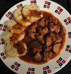 Meat, Chicken, Cooking, Food, Red Peppers, Kitchen, Essen, Meals, Yemek