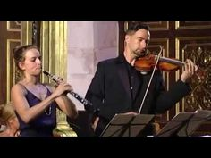 J.S. Bach - Concerto for Oboe and Violin - BWV 1060, Live - YouTube