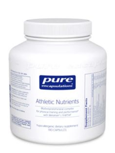 Pure-Encapsulations-Athletic-Nutrients-180-vcaps-ATN1-NNE-Exp-2-18-SD