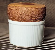 Hot chocolate soufflé (Gordon Ramsay) | KeepRecipes: Your Universal Recipe Box