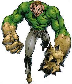 I am sandman...what Spider-Man super villan are you?