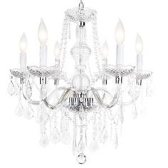 Decoholic » Modern and Cheap Chandeliers