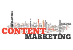 What is content marketing?  Find out here: http://www.youtube.com/watch?v=1hyBy4kVik8
