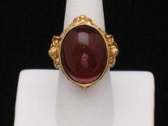 Elizabeth Taylor Gilded Angels Ring  http://stores.ebay.com/atouchofrosevintagejewels