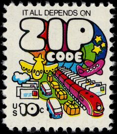 Use of the ZIP Code is voluntary. See Domestic Mail Services Regulations, Section You should also know that the Postal service can not discriminate against the non-use of the ZIP Code. Lexington Law, United States Postal Service, Going Postal, Identity Theft, Zip Code, Stamp Collecting, Picture Design, Postage Stamps, Original Art