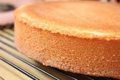 """The Perfect Vanilla Cake Recipe. This amazing vanilla cake bakes perfectly every time! Try the recipe that has won over thousands of bakers around the globe! And pan """"Goop"""" Food Cakes, Cupcake Cakes, Cupcakes, Baking Cakes, Cake Boss, Perfect Vanilla Cake Recipe, 8 Inch White Cake Recipe, 8 Inch Round Cake Recipe, Vanilla Cake Recipes"""