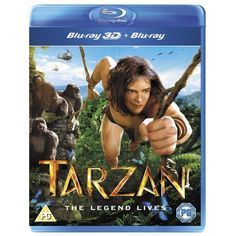 http://ift.tt/2dNUwca | Tarzan 3D Blu-ray | #Movies #film #trailers #blu-ray #dvd #tv #Comedy #Action #Adventure #Classics online movies watch movies  tv shows Science Fiction Kids & Family Mystery Thrillers #Romance film review movie reviews movies reviews