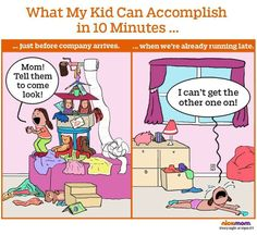 What My Kid Can Accomplish In 10 Minutes! I keep wondering why. Parenting Memes, Kids And Parenting, Motherhood Funny, Childfree, Seriously Funny, Mom Humor, What Is Like, Laugh Out Loud, Laughter