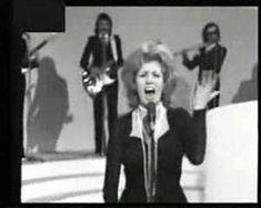 """La riva bianca, la riva nera,"" Iva Zanicchi, 1971"
