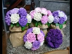 TWISTED ROSE PAPER FLOWER (slow version) - Hoa hồng xoắn giấy - YouTube