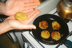mahkouda - galette de pommes de terre aux épices - Recette